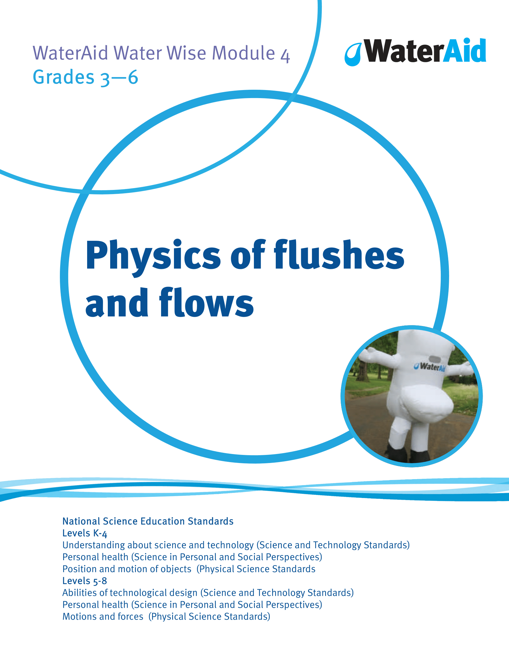 Physics of flushes and flows