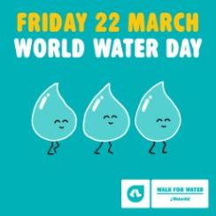 World Water Day (Facebook tile)