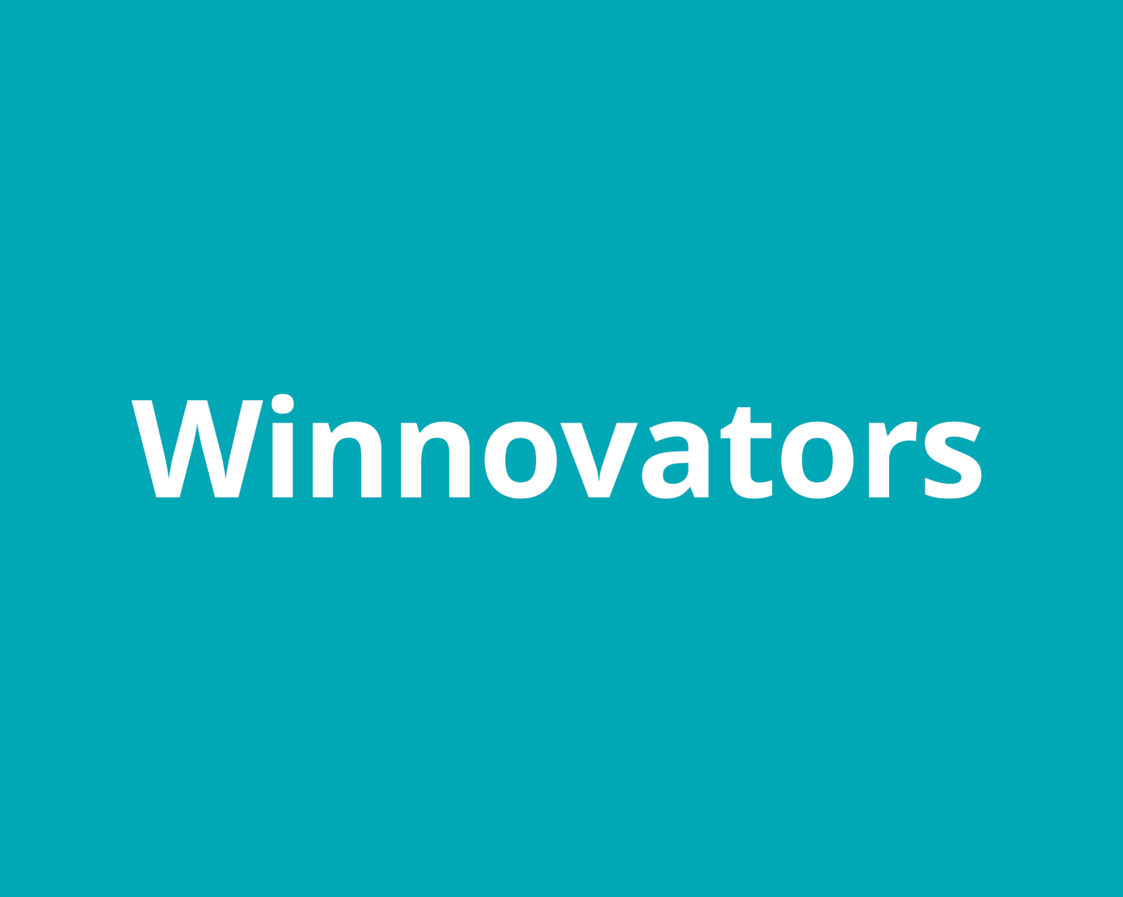 Winnovators